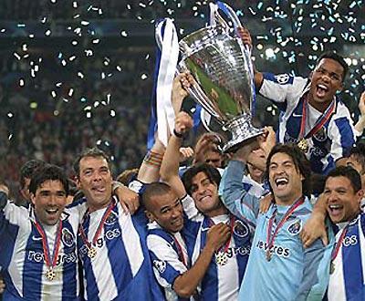 F.C. Porto não falha competições europeias desde 1974