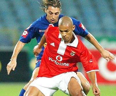 Everson (ex-Benfica) vai jogar na Tunísia
