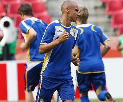 Suécia: Larsson espera muitas dificuldades no Dragão