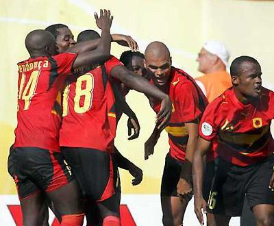Angola quer Scolari, Manuel José também é hipótese