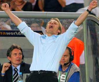 Klinsmann só quer um resultado «digno» com o Barcelona