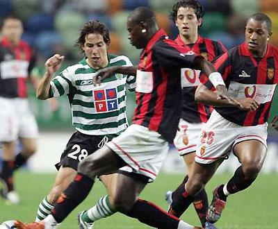 Edgar Marcelino vai jogar para Omã