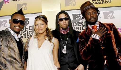 Black Eyed Peas participam no concerto inaugural do Mundial