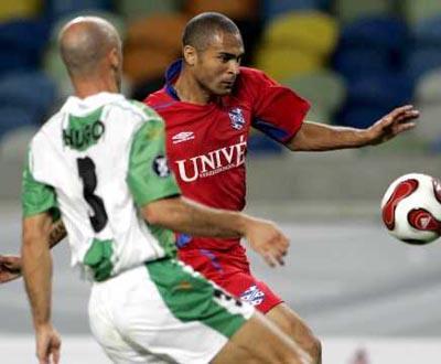 Middlesbrough: Afonso Alves com casa assaltada enquanto jogava