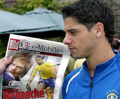 Brasil: ex-Real Madrid vai jogar na Série D