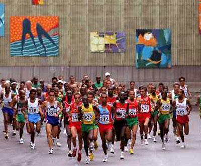 Atleta irlandês morre na Maratona de Barcelona