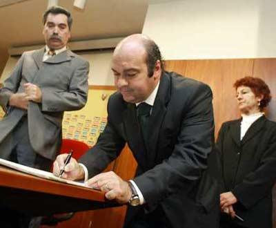 Hermínio Loureiro renunciou à presidência da Liga
