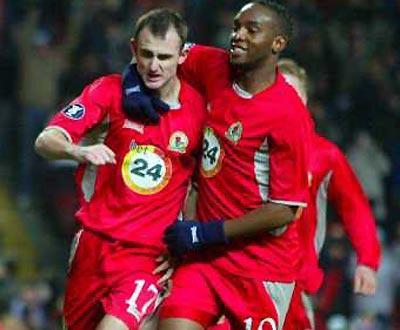 McCarthy inicia reviravolta, Blackburn vence Tottenham
