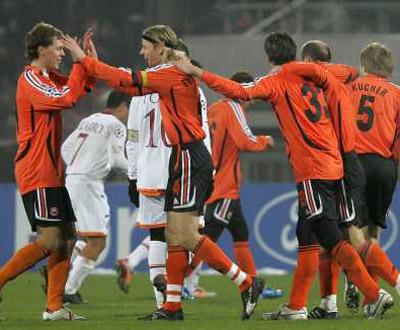 Taça UEFA: Shakhtar ganha vantagem sobre o Marselha