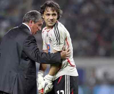 Benfica: à espera dos internacionais, permanece a dúvida sobre Quim