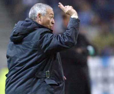 Jesualdo: «Leixões é um candidato ao título»