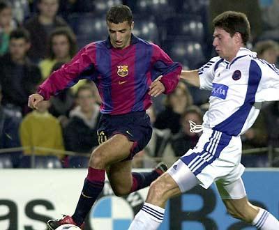 Vidigal: «Não foi o Simão que foi para Barcelona, foi o substituto do Figo»