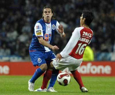 F.C. Porto-Sp. Braga, 1-0 (crónica)