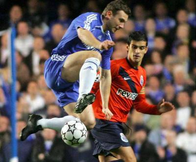 Chelsea-F.C. Porto, 2-1 (crónica)