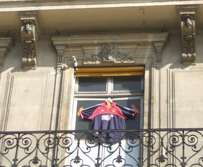 PSG-Benfica: uma camisola encarnada à conquista dos Campos Elísios