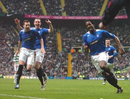 Escócia: Rangers ganha «Old Firm» em casa do Celtic