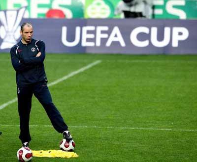 Le Guen: «Sp. Braga é uma equipa muito sólida»
