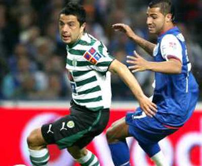 F.C. Porto-Sporting, 0-1 (crónica)