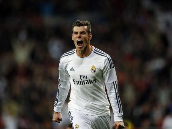 Bale é o mais rápido do Mundo, Ronaldo na quinta posição