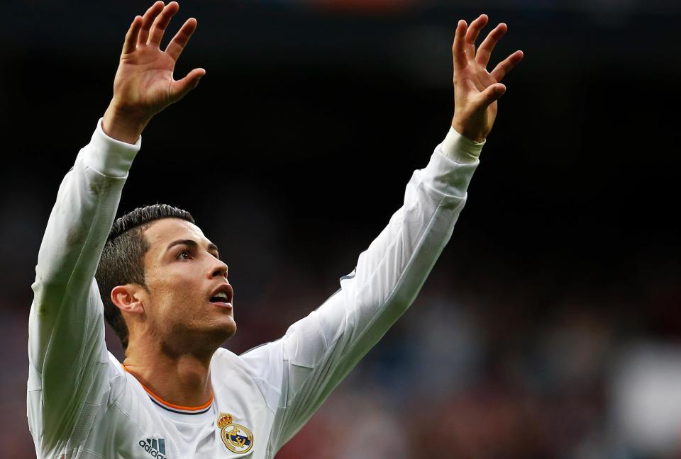Champions: Cristiano Ronaldo convocado para Copenhaga