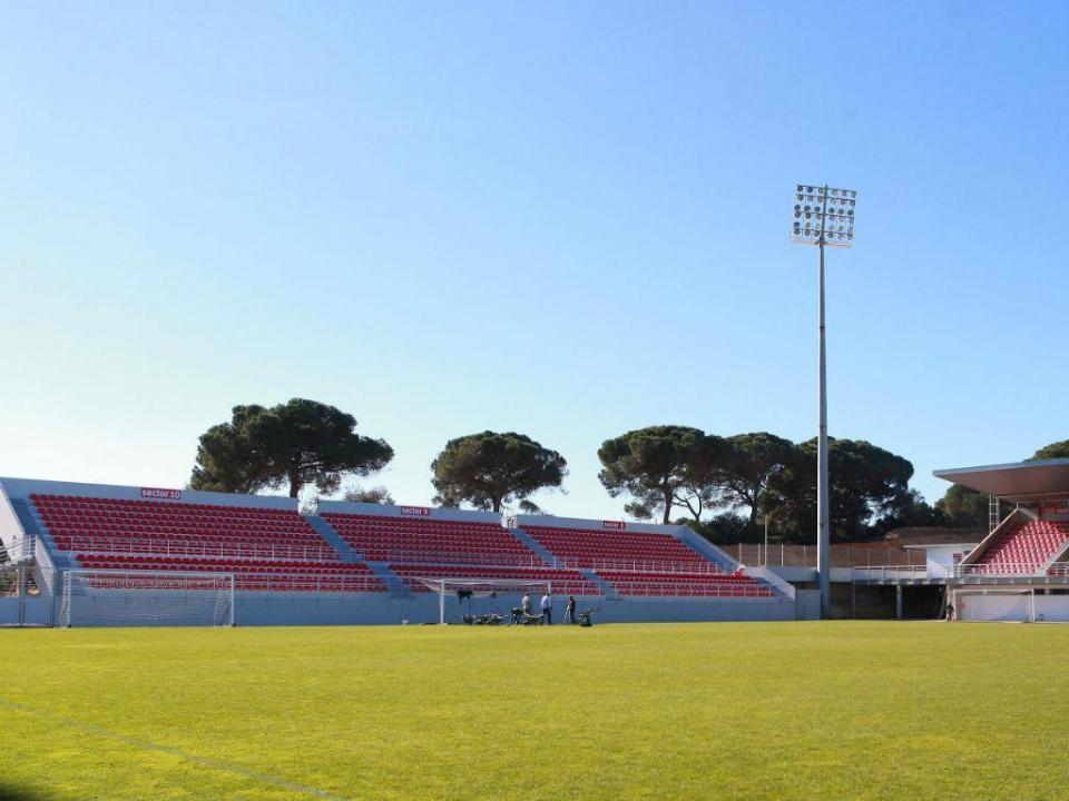 Liga Revelação: transmissão em direto do Benfica-Sporting