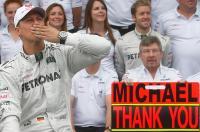 Schumacher já havia sofrido danos cerebrais em 2009