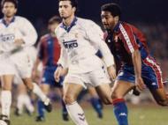 Romário no Barça-Real