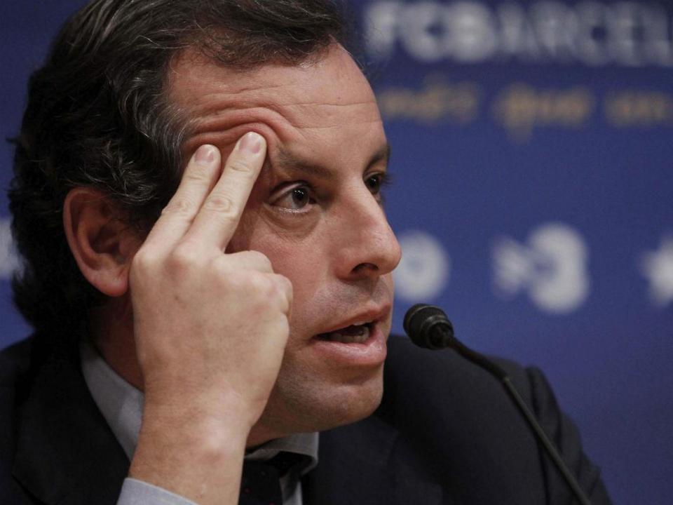 Ex-presidente do Barça acusado de branqueamento e organização criminosa