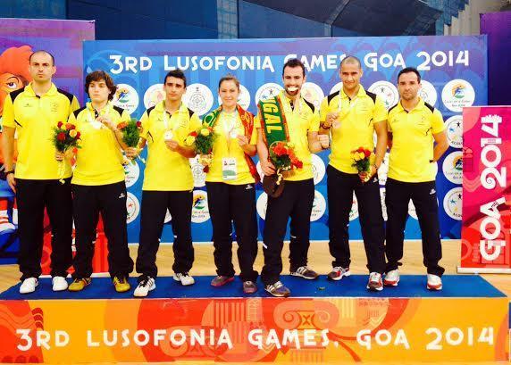 Lusofonia: Portugal chega às 50 medalhas em Goa