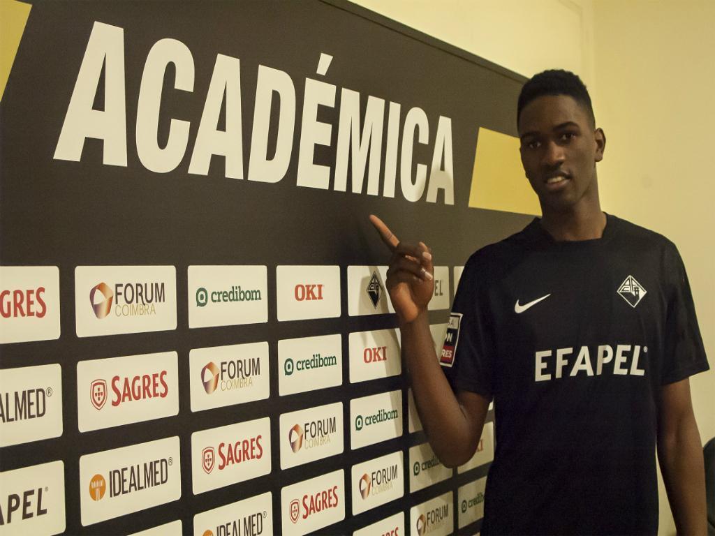 Elton Monteiro troca Académica pelo Sp. Braga