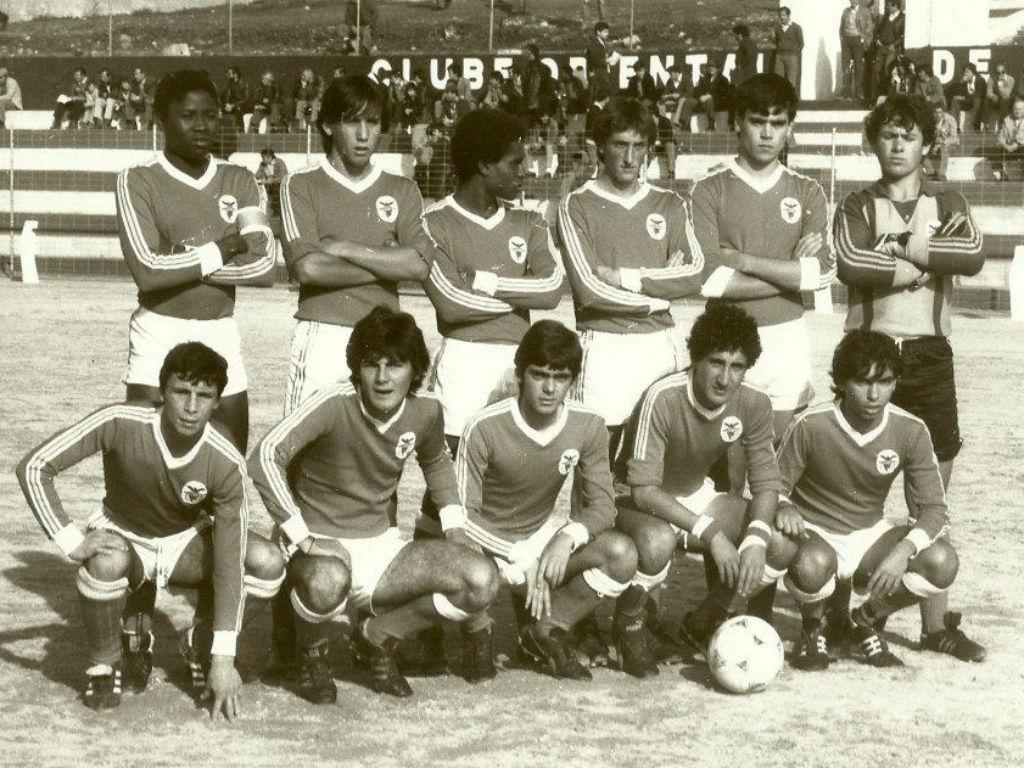 Samuel, a eterna esperança do Benfica