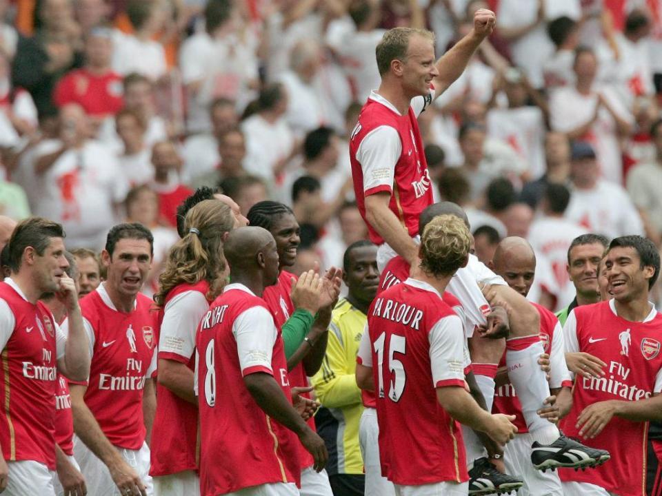 Por dentro do melhor Arsenal de sempre