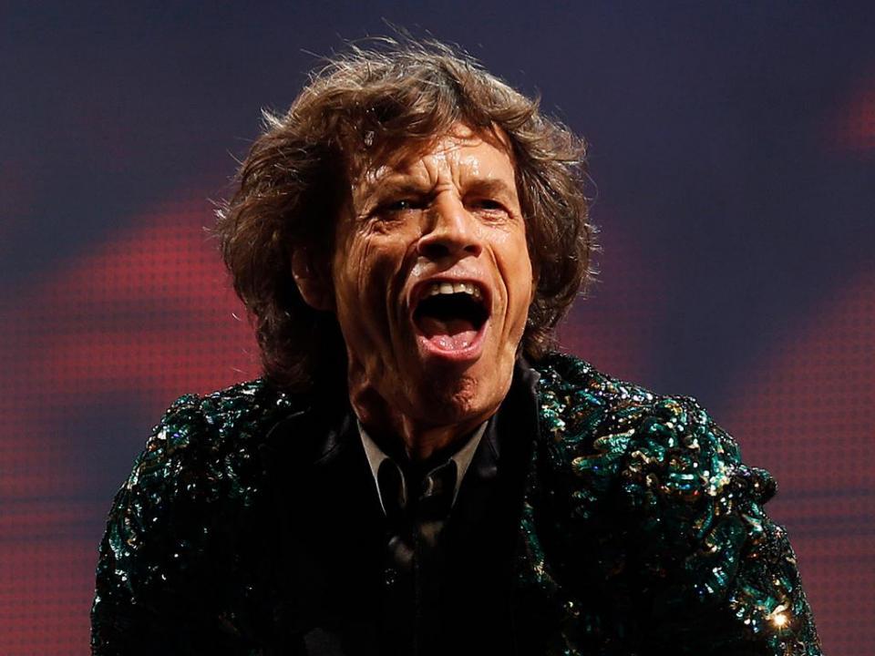 VÍDEO: Mick Jagger não aprende e volta a azarar a Inglaterra