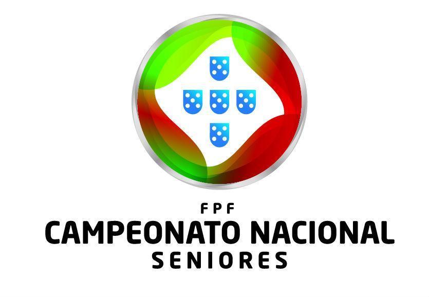 Resultados e classificações do Campeonato Nacional de Seniores