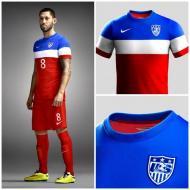 Estados Unidos, equipamento alternativo para o Mundial