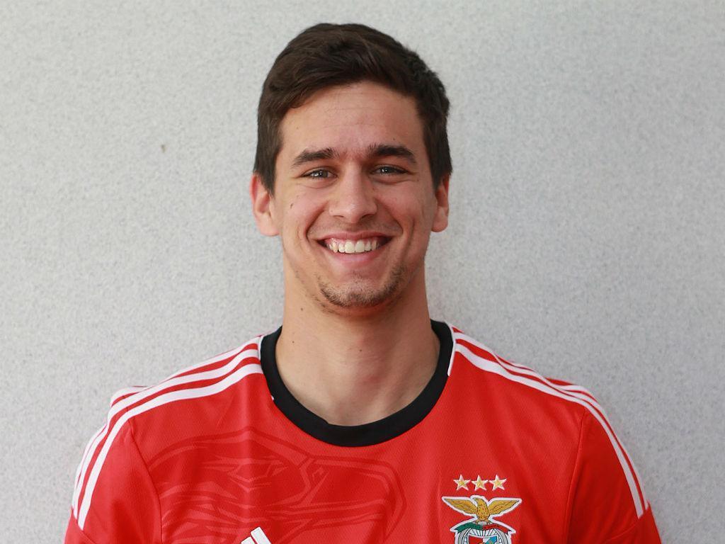 Benfica: Rui Fonte pré-convocado para a Seleção