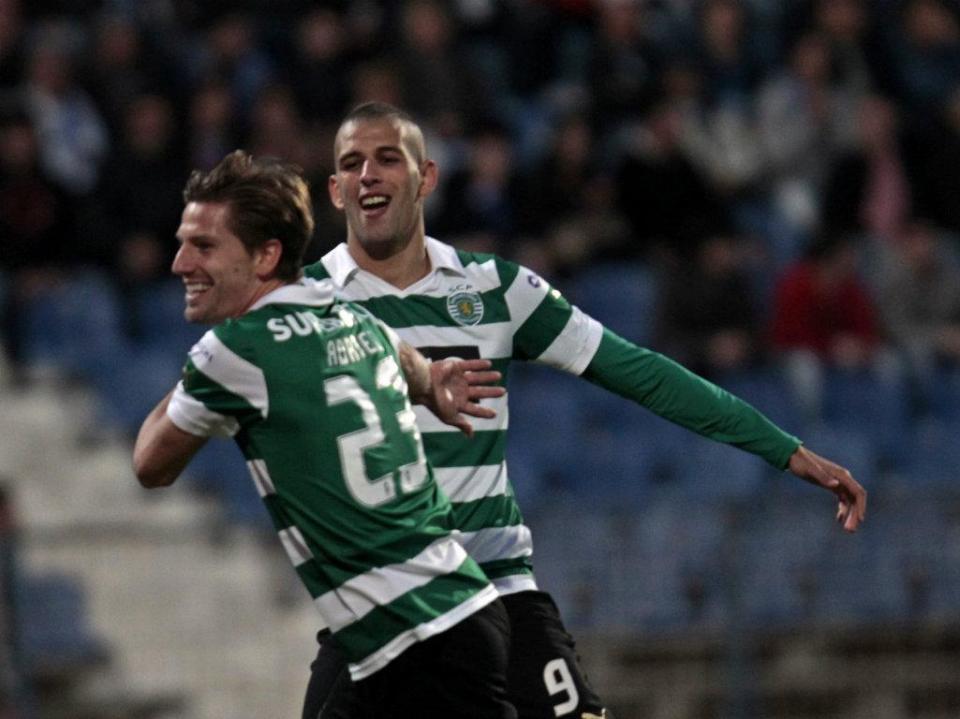 Adrien aconselha Slimani: «Regresso ao Sporting poderá ser boa solução»