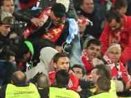 Na jornada anterior, o Benfica já tinha reduzido para 3 pontos a distância para o líder FC Porto. Na ronda 10, os encarnados ficaram a 1 ponto dos dragões. A 23 de novembro, o Benfica venceu o Sp. Braga por 1-0. Antes de jogarem os dragões, a palavra era da equipa de Jorge Jesus – que cumpria o primeiro jogo de castigo fora do banco. Um golo de Matic a 18 minutos do fim deu os três pontos e colou o Benfica ao líder. O FC Porto acusou a pressão e empatou em casa com o Nacional mantendo apenas 1 ponto de vantagem.