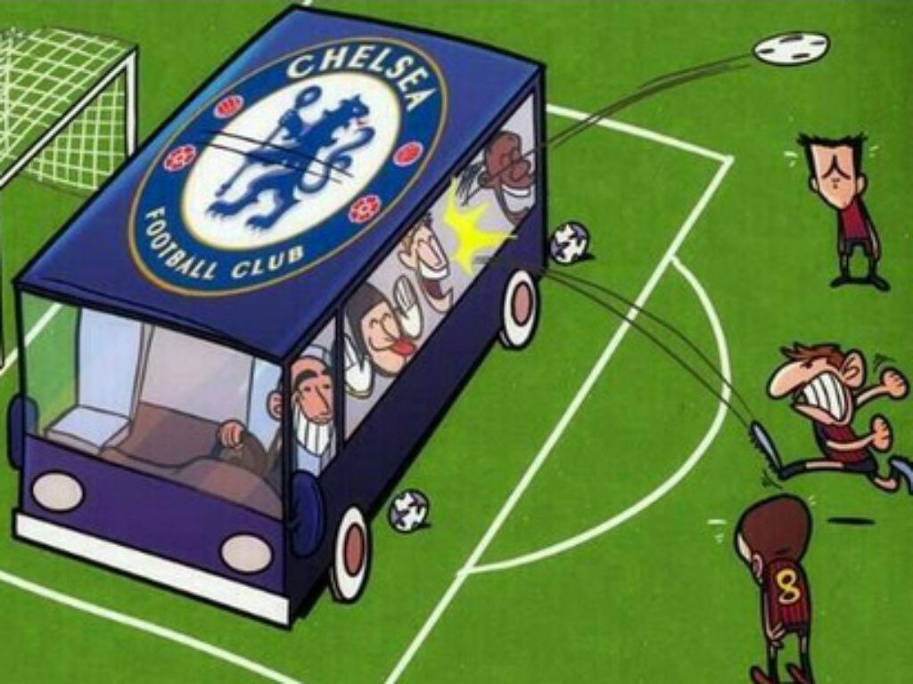 O «autocarro» de Mourinho é um sucesso nas redes sociais