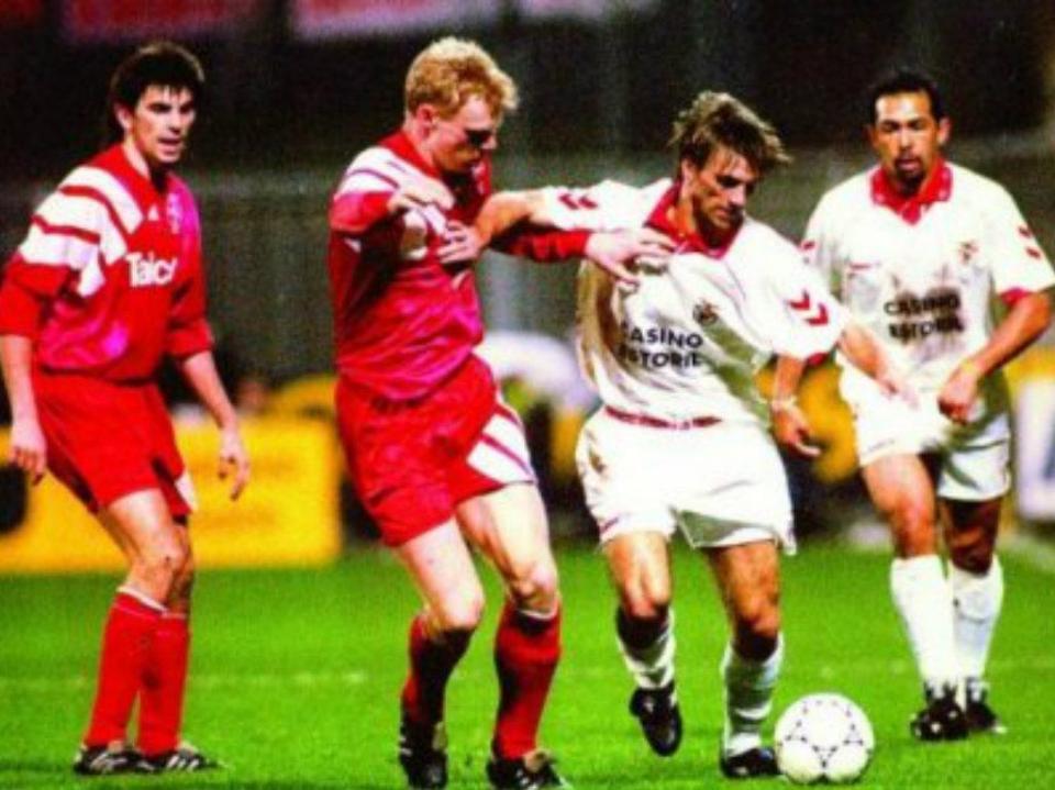 Anatomia de um jogo: Bayer Leverkusen-Benfica, 4-4