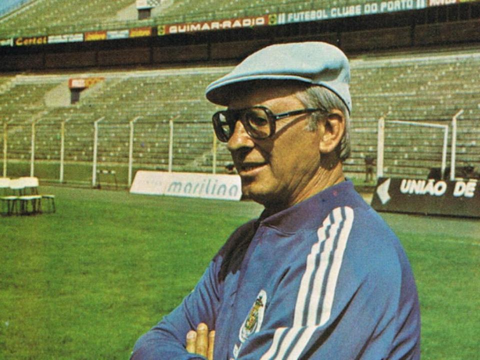 FC Porto recorda José Maria Pedroto