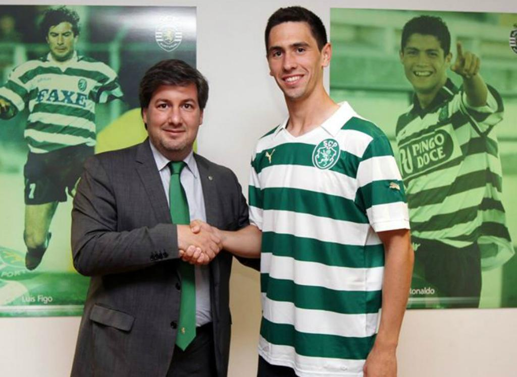 OFICIAL: Paulo Oliveira é jogador do Sporting