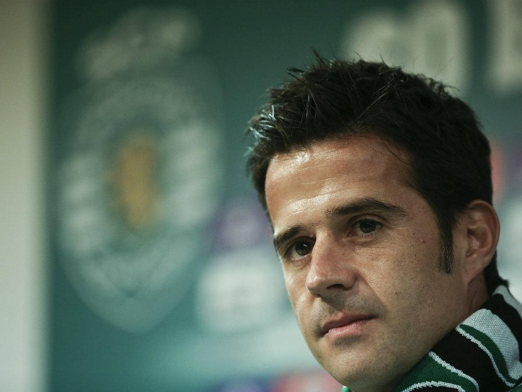 Marco Silva: «Sporting acertou nos primeiros dois reforços»
