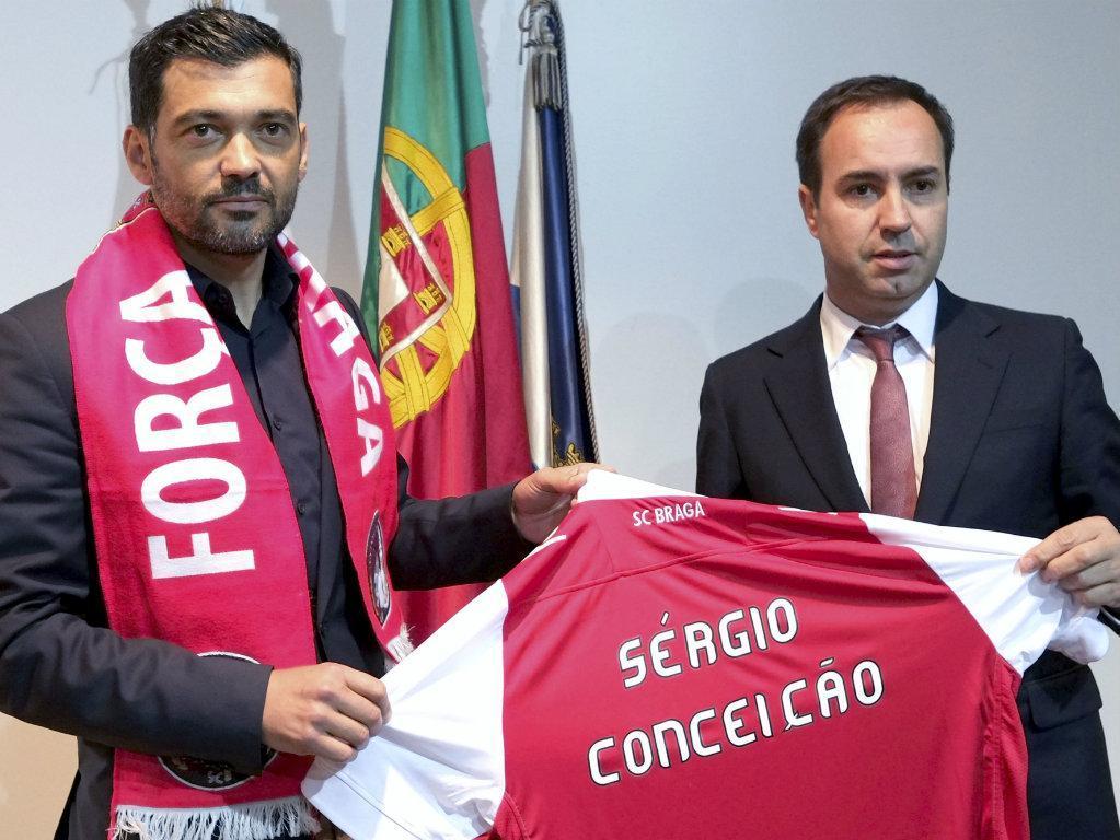Sp. Braga: Franco Acosta é reforço e já está em Portugal