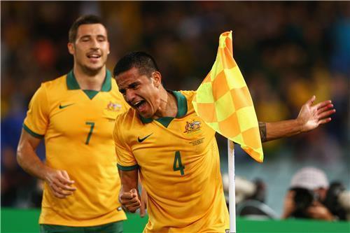 Mundial 2018: Tim Cahill na pré-convocatória da Austrália