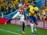 Mundial 2014: Brasil-Croácia