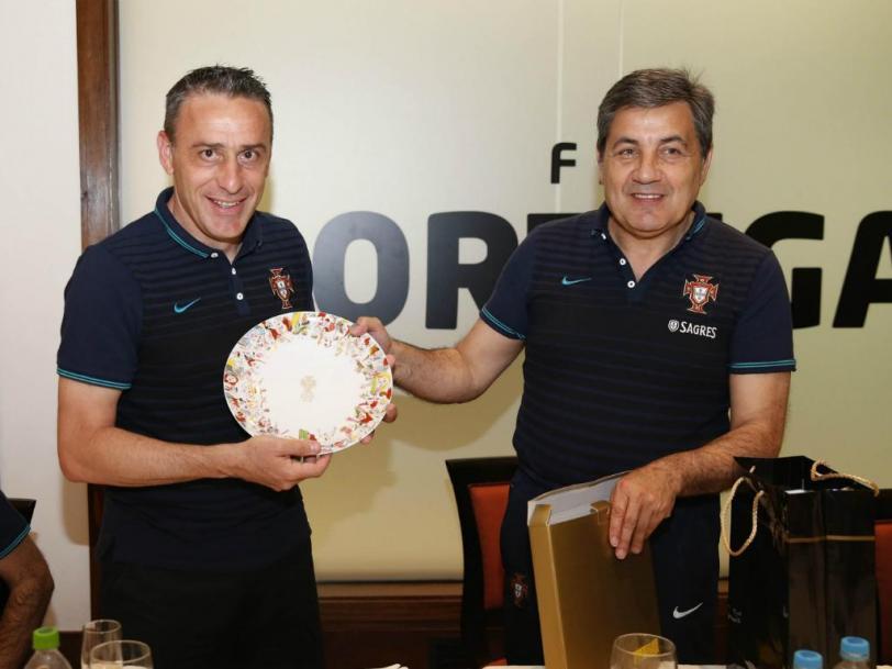 Fernando Gomes conduziu mal processo de saída de Paulo Bento