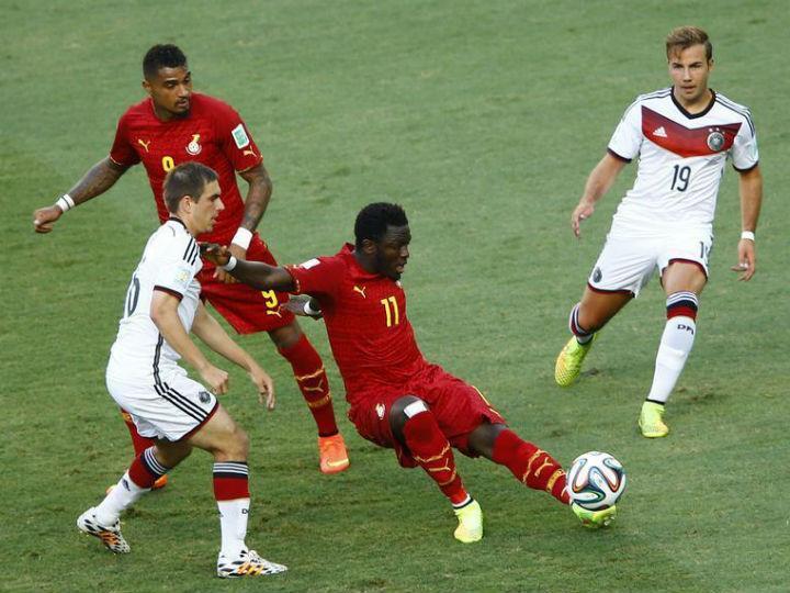 Gana: Boateng e Muntari expulsos da seleção