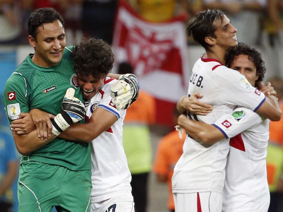 Costa Rica: Bryan Ruiz acusado de ameaçar perder para afastar técnico