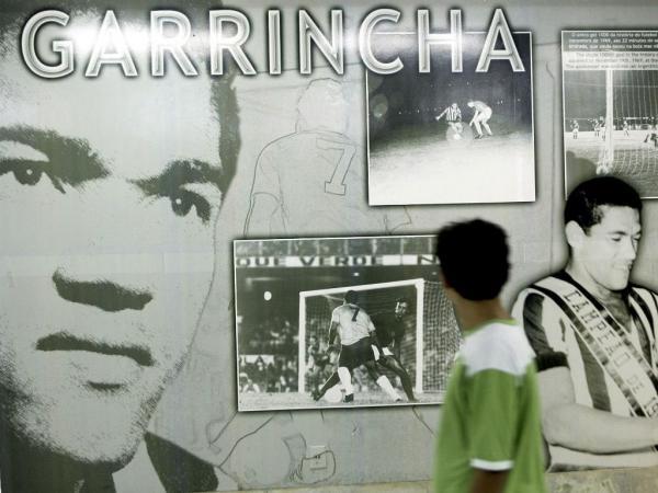 Filho de Garrincha ao Maisfutebol: «Mané não era deste mundo»